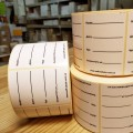 Этикетка для кухни 58x40 мм (1000 шт.). Съёмный клей.