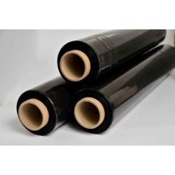 Стретч-пленка черная 20 мкм (196 м)